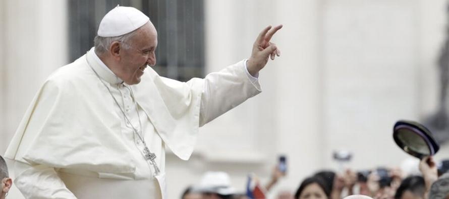 El anuncio de viernes eleva a siete la cifra de obispos que han renunciado hasta ahora y que...