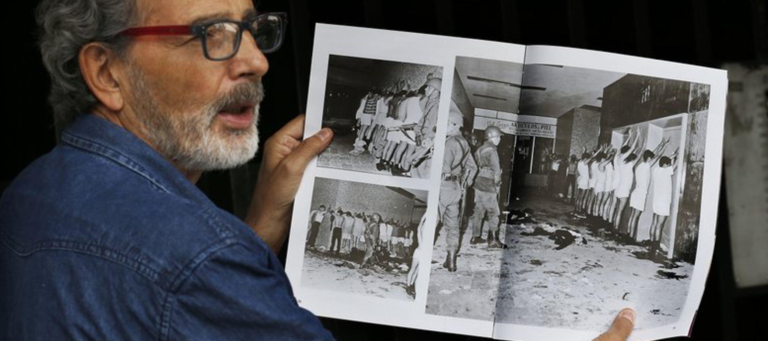 Hoy, 50 años después, los estudiantes de México aún son blanco de...