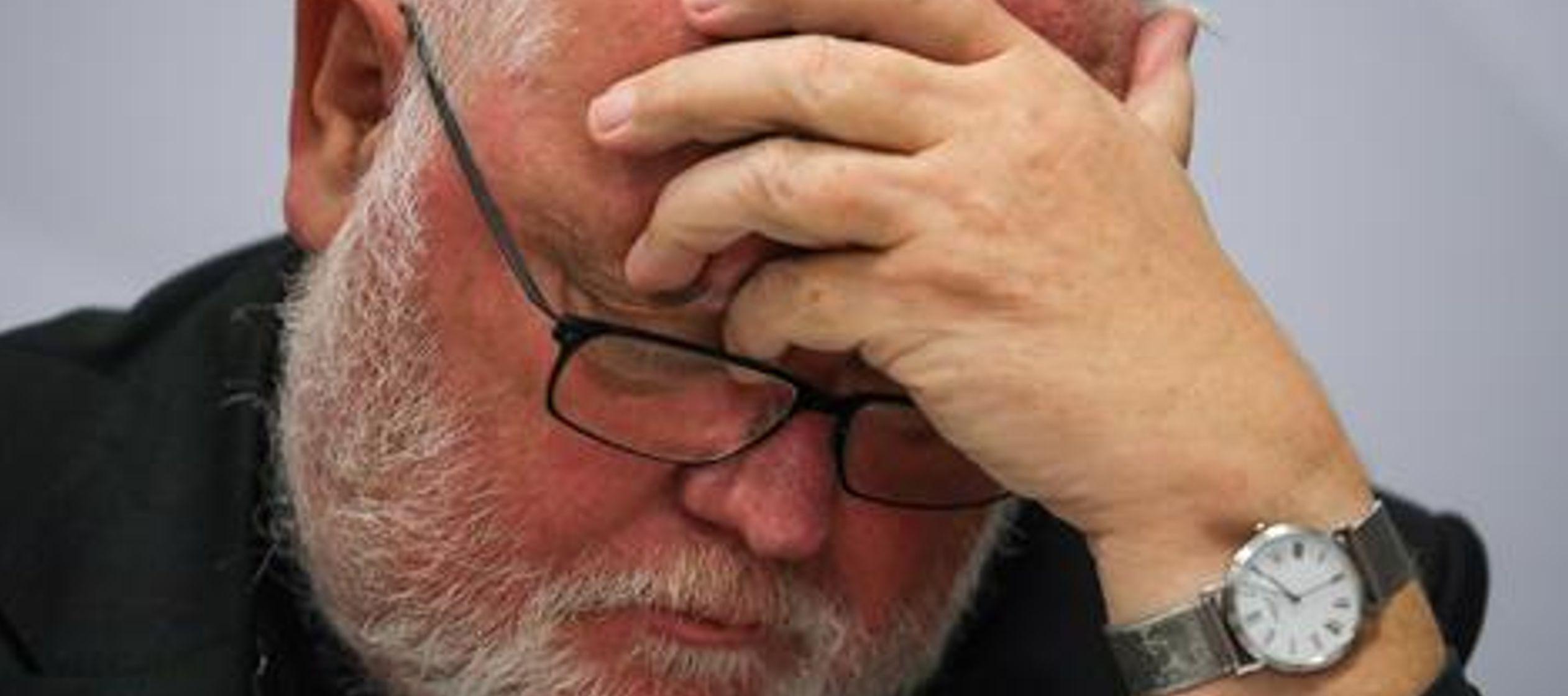 Se refirió al estudio sobre casos de abusos de menores en la Iglesia Católica de su...