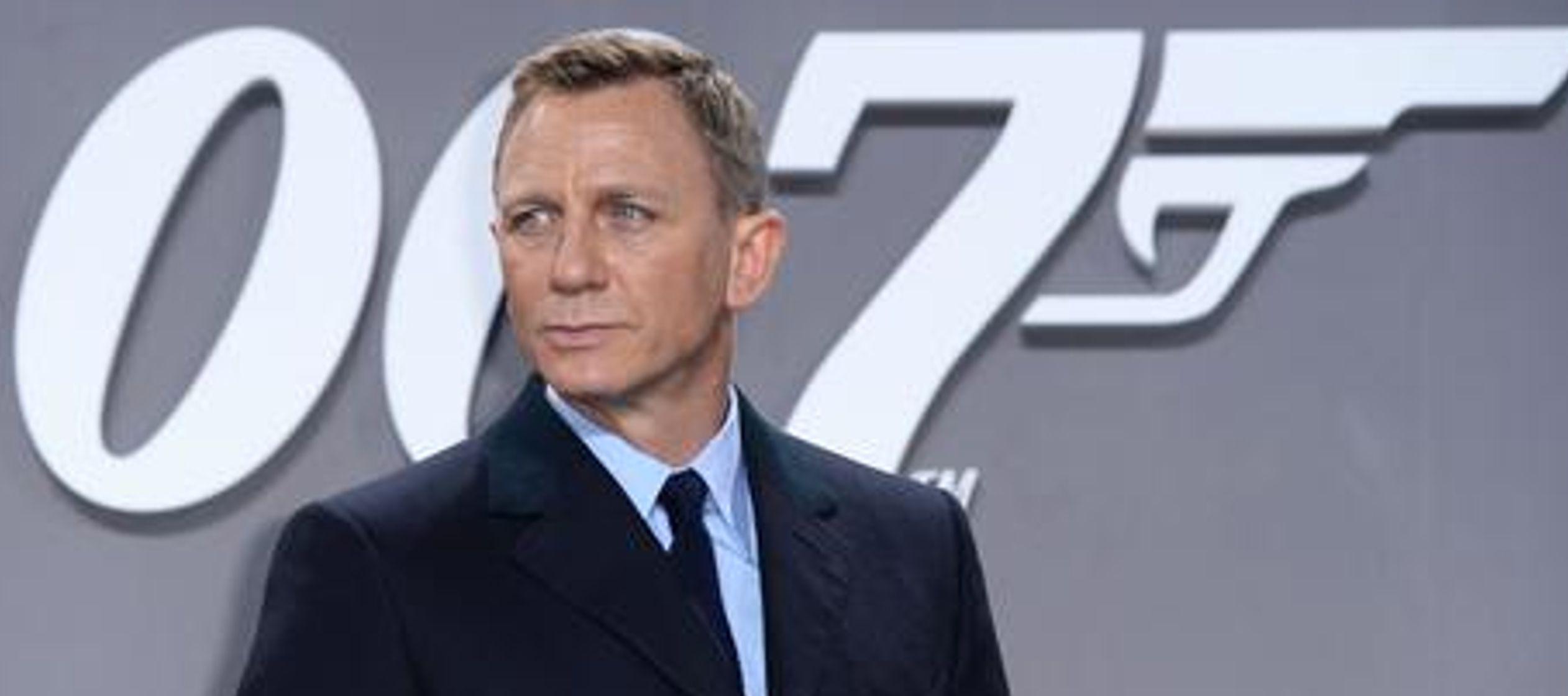 """""""Bond es un hombre, un personaje masculino que fue escrito como un hombre y que creo que muy..."""