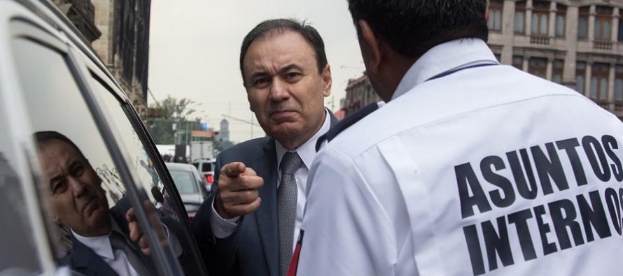 Durazo dijo que, entre otras medidas, en México primero se debe fortalecer a las...