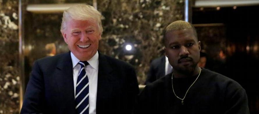 West almorzará con el presidente republicano y también se reunirá con el...