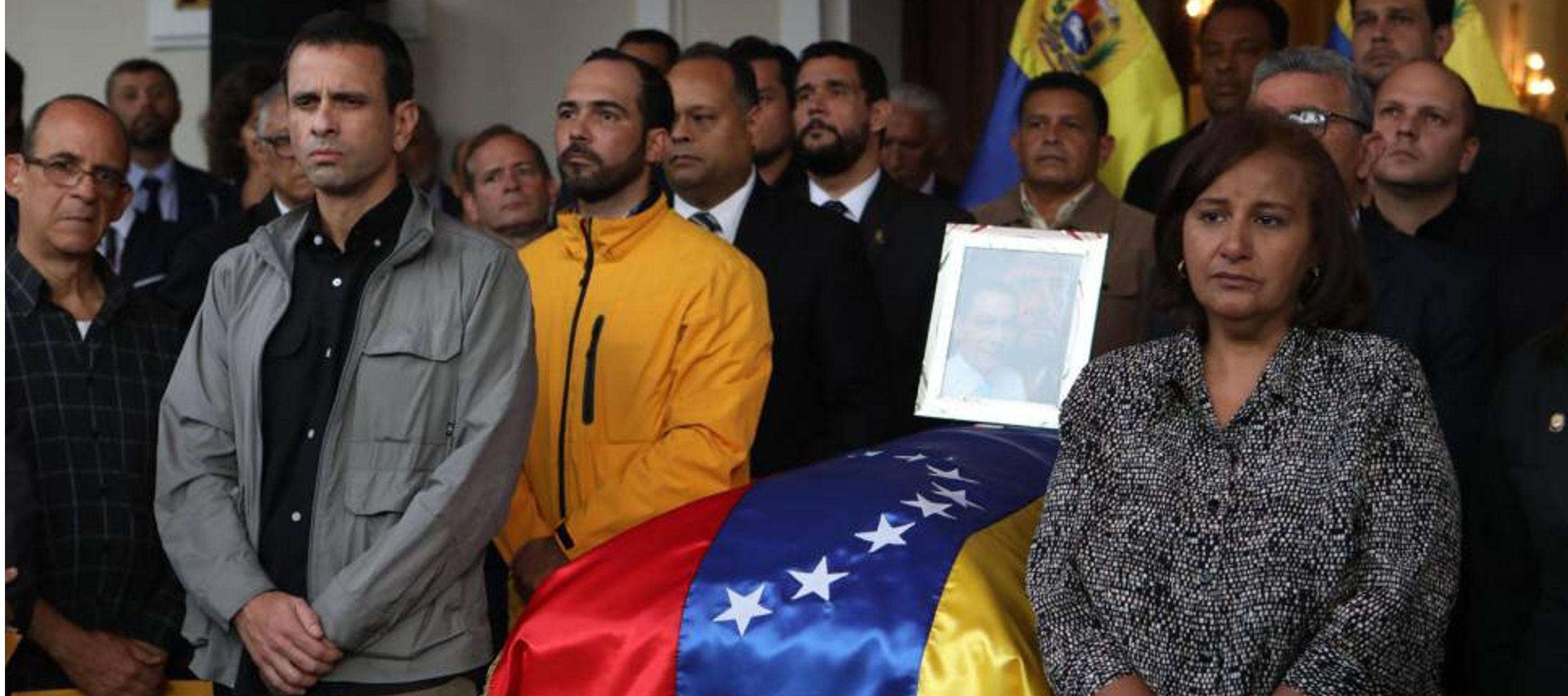 """""""Fernando Albán se encontraba detenido por el Estado. El Estado tenía la..."""