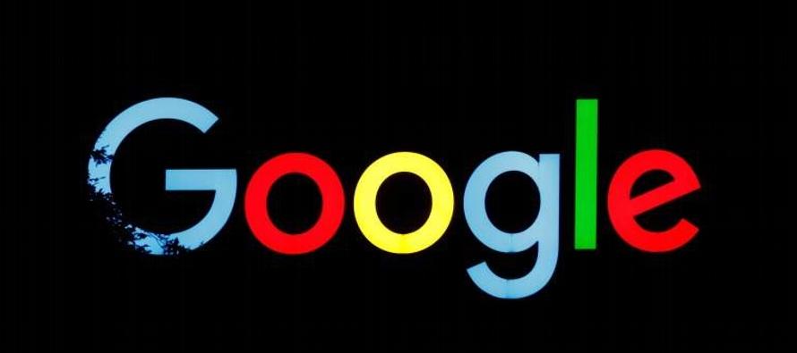 Las investigaciones se pusieron en marcha después de que Google < GOOGL.O>...