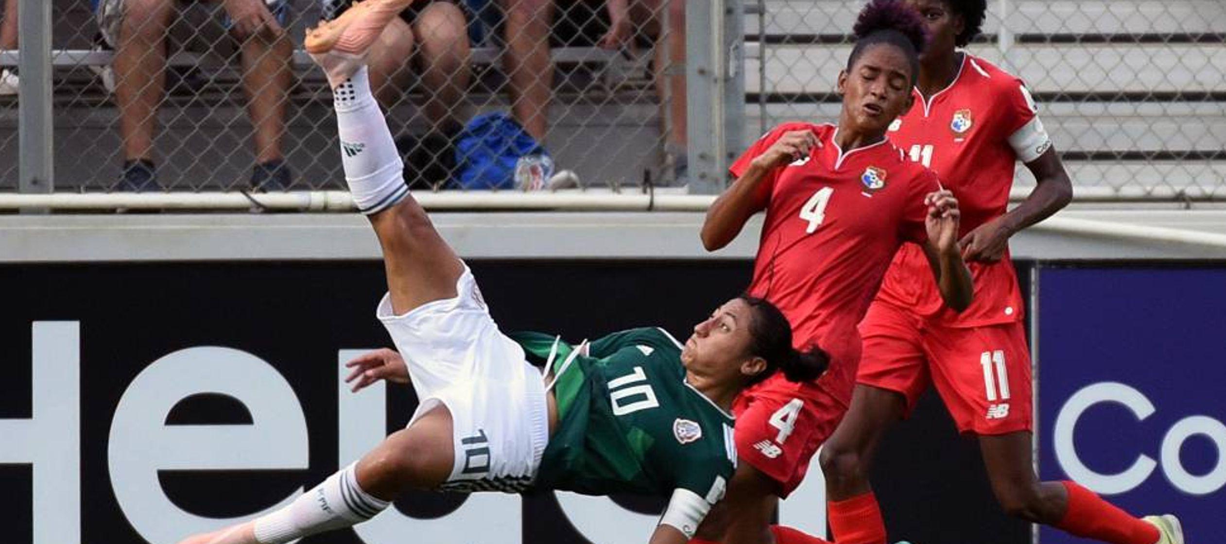 El selectivo femenino de México afrontó el Premundial con la encomienda de demostrar...