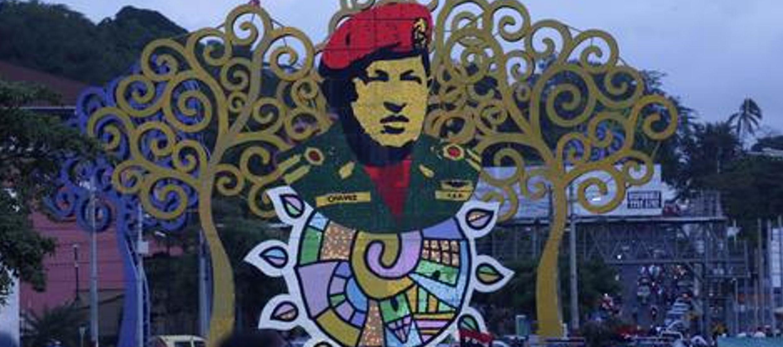 """Y en Venezuela """"el populismo se dio con más facilidad debido al petróleo junto..."""