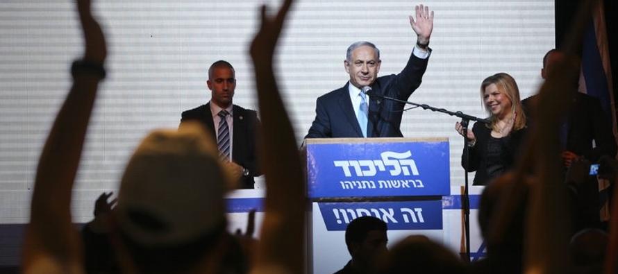 Aunque Netanyahu no se ha comprometido aún, las condiciones parecen propicias para un...