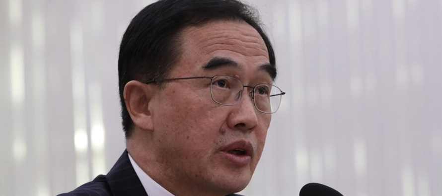 La ministra de Relaciones Exteriores, Kang Kyung-wha, dijo en la víspera que Seúl...