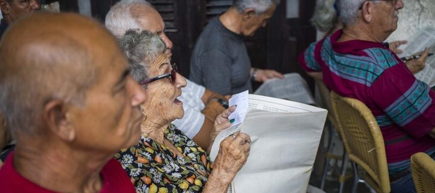 Con base en las propuestas populares --derivadas de este inusual proceso en Cuba-- se deberá...