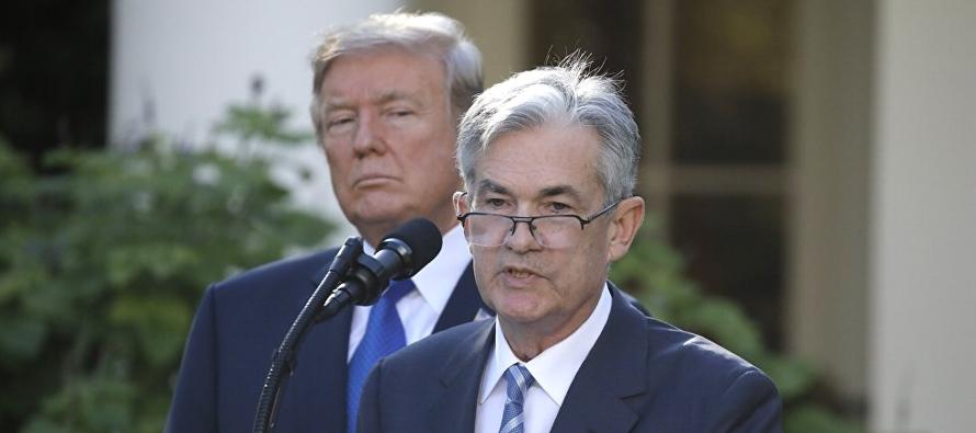 """""""Estoy pagando intereses a una tasa más alta por nuestra Fed. Y me gustaría que..."""