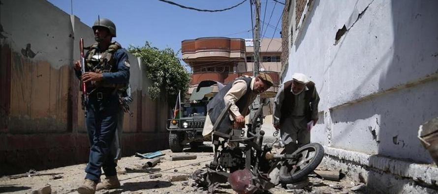 Amruddin Wali, integrante del consejo provincial de Kunduz, en el norte del país, dijo que...