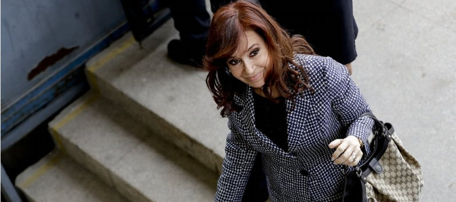 El fiscal ante la Cámara Federal, Germán Moldes, respaldó el procesamiento que...