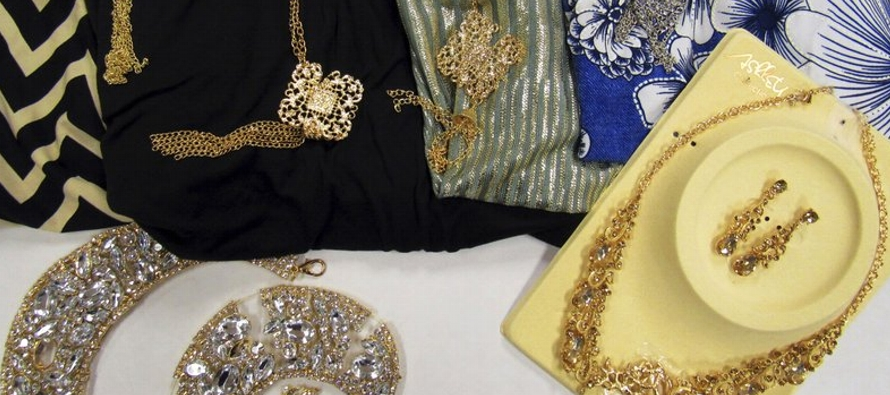Análisis realizados para la ONG Centro para la Salud Ambiental revelaron que algunas joyas...