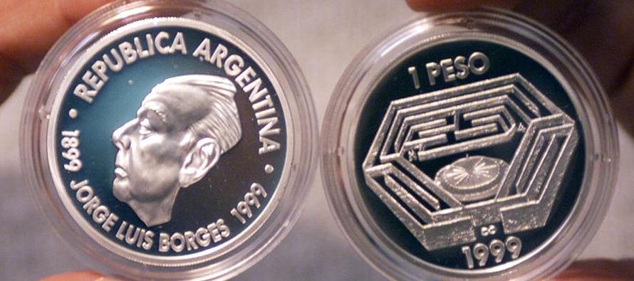 """El anuncio del premio póstumo al escritor argentino de """"El Aleph"""" tuvo lugar el..."""