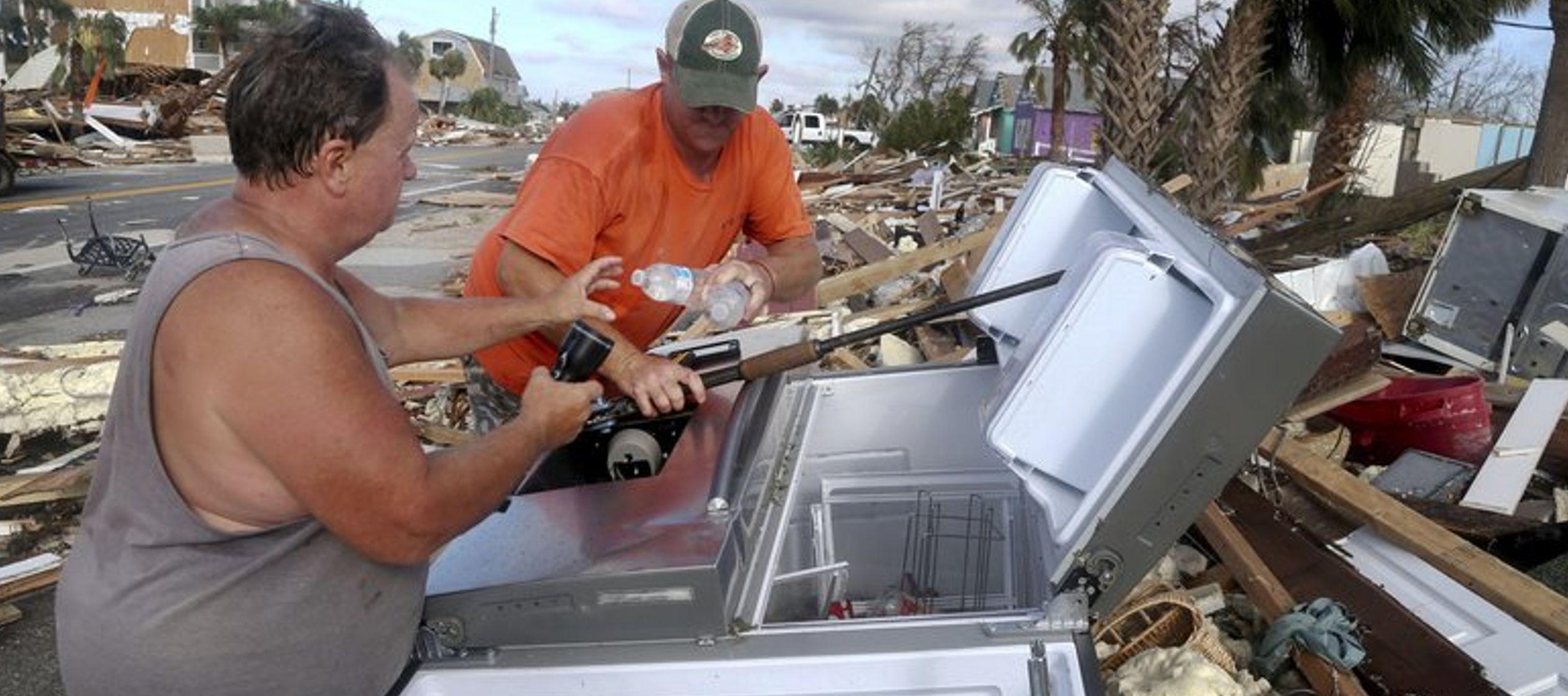El gobernador Rick Scott dijo que la zona noroeste de Florida, conocida como Panhandle,...