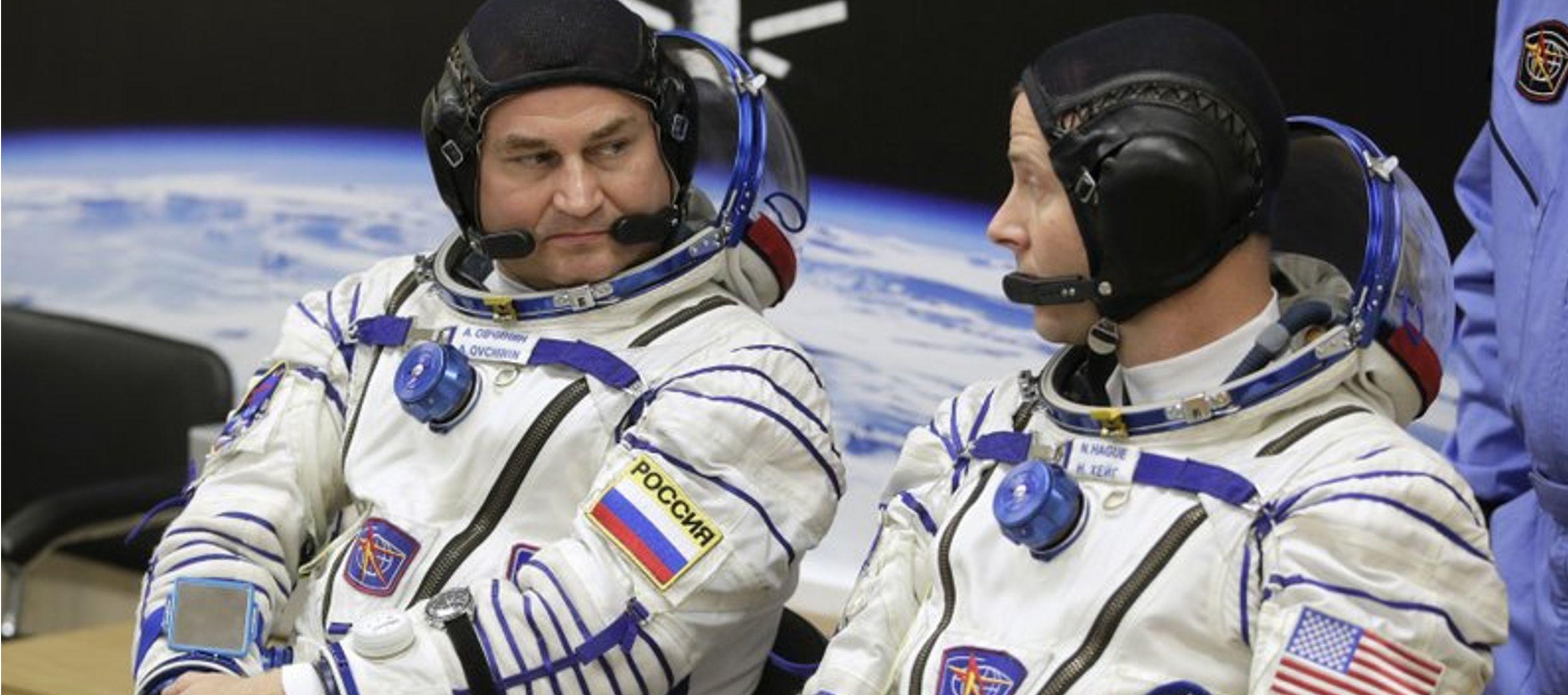 El problema fue el más reciente entre varios que ha tenido el programa espacial ruso que...