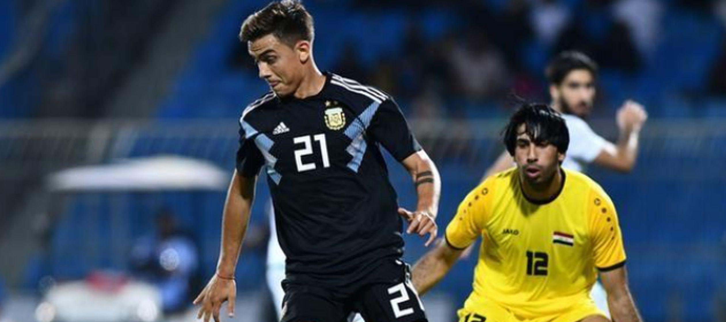 Lautaro Martínez, Roberto Pereyra, Germán Pezzella y Franco Cervi, cuatro futbolistas...