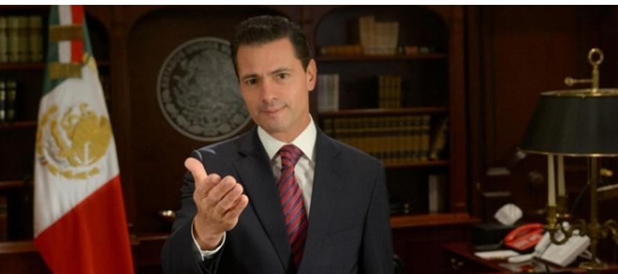 El presidente Peña puede estampar su firma antes de que termine su sexenio. Se puede firmar...