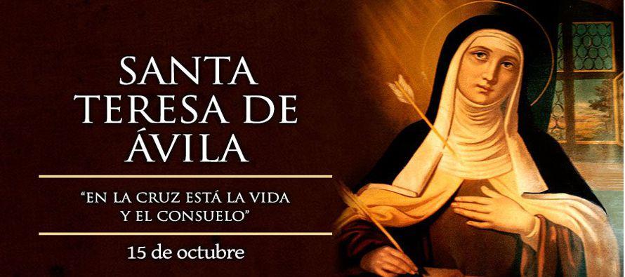 Murió en Alba de Tormes el 4 de octubre de 1582. Pablo V la beatificó el 24 de abril...