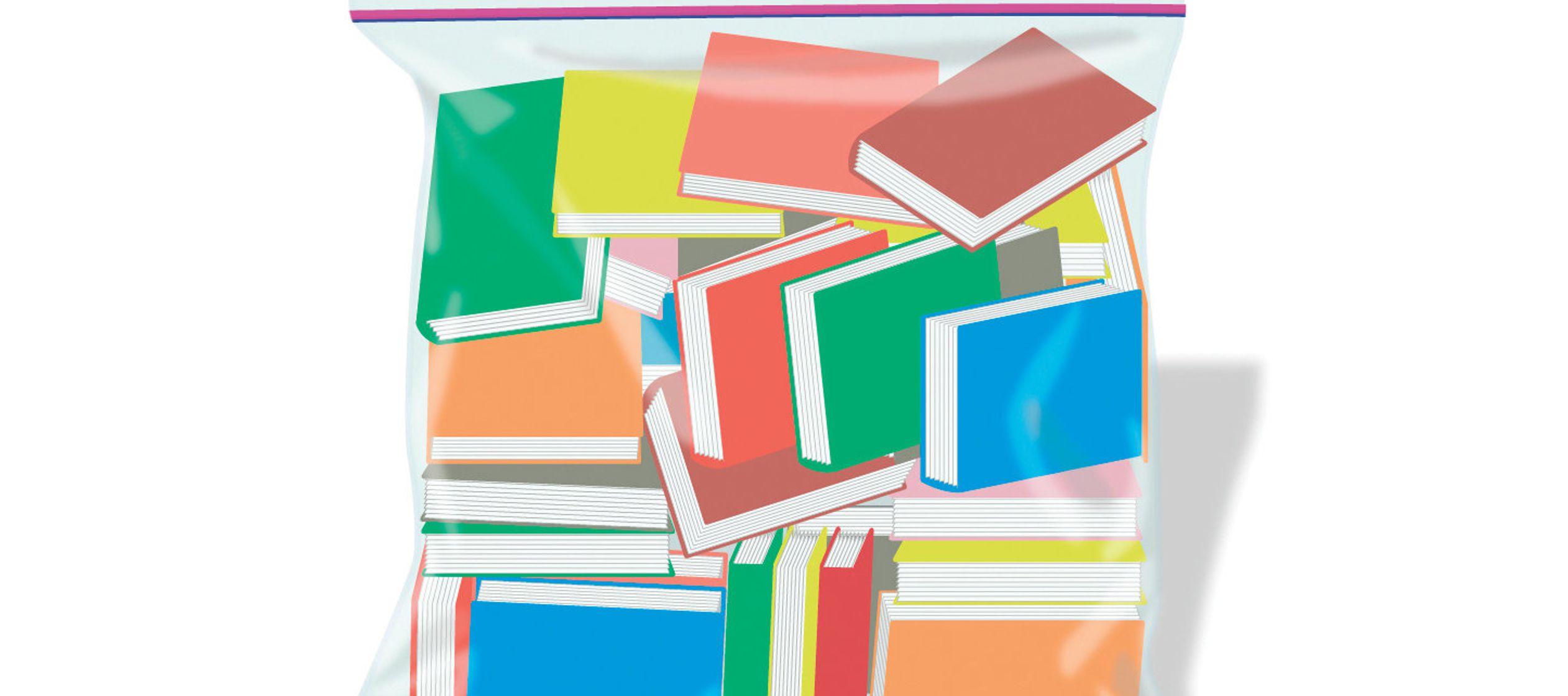 No me encanta ese último término que usa Taleb. Una biblioteca es una...