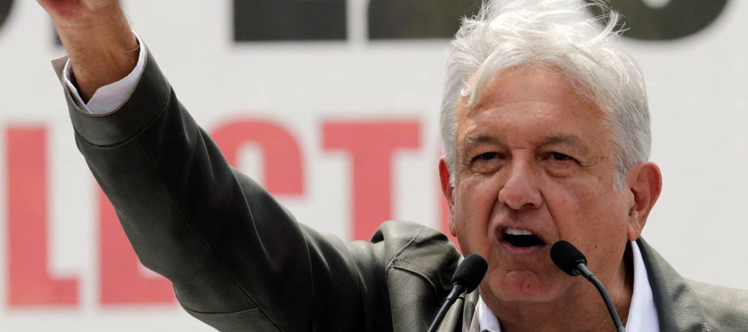 López Obrador propone dividir México en regiones de control federal para combatir la violencia