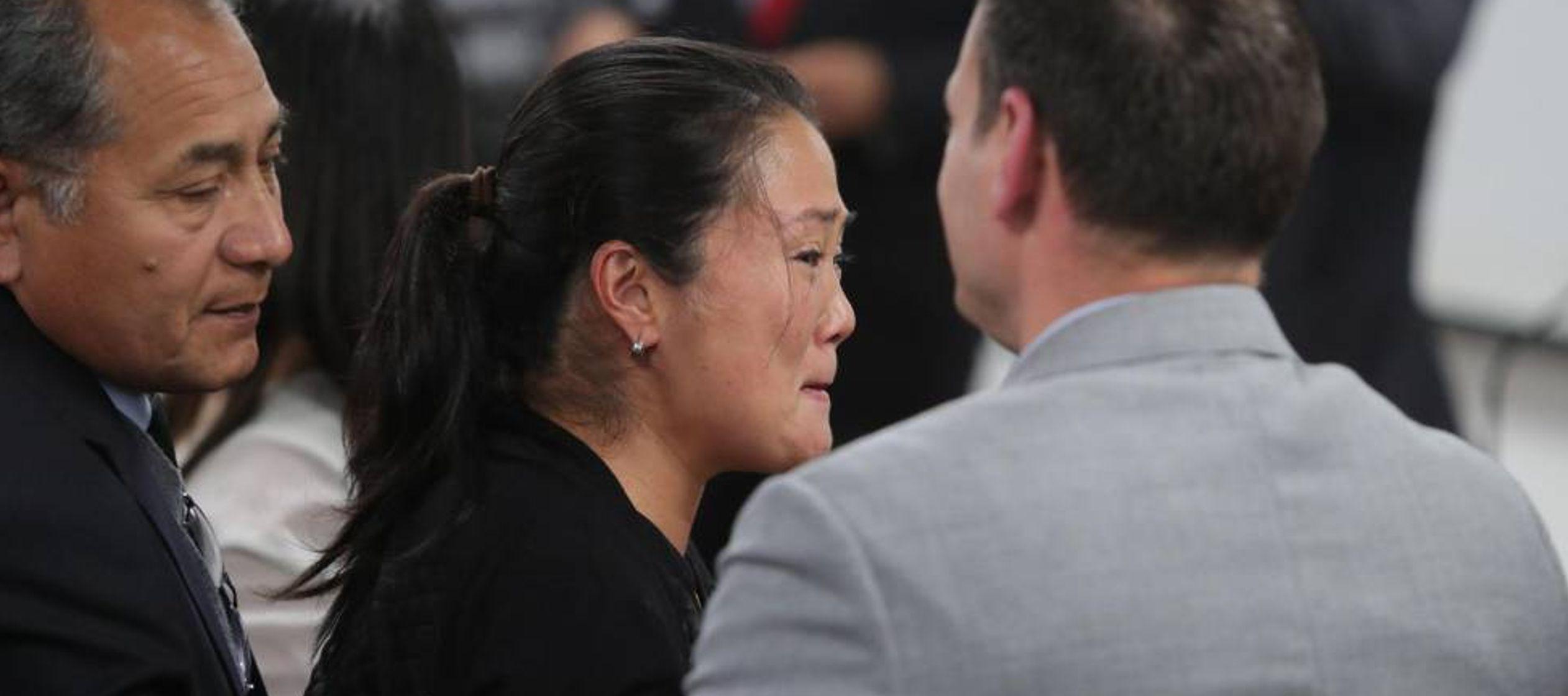 La justicia peruana deja libre a Keiko Fujimori una semana después de su arresto
