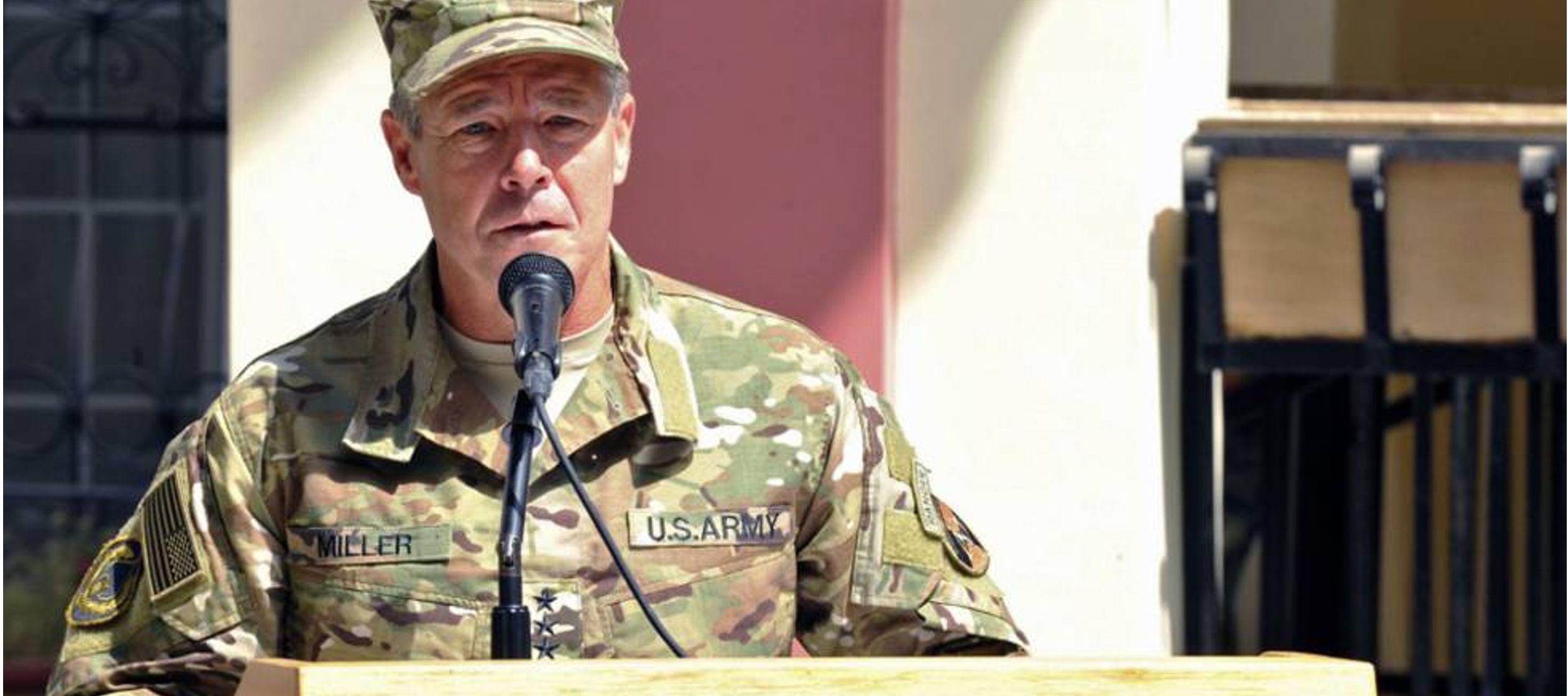 El jefe militar de EU en Afganistán escapa de un atentado talibán