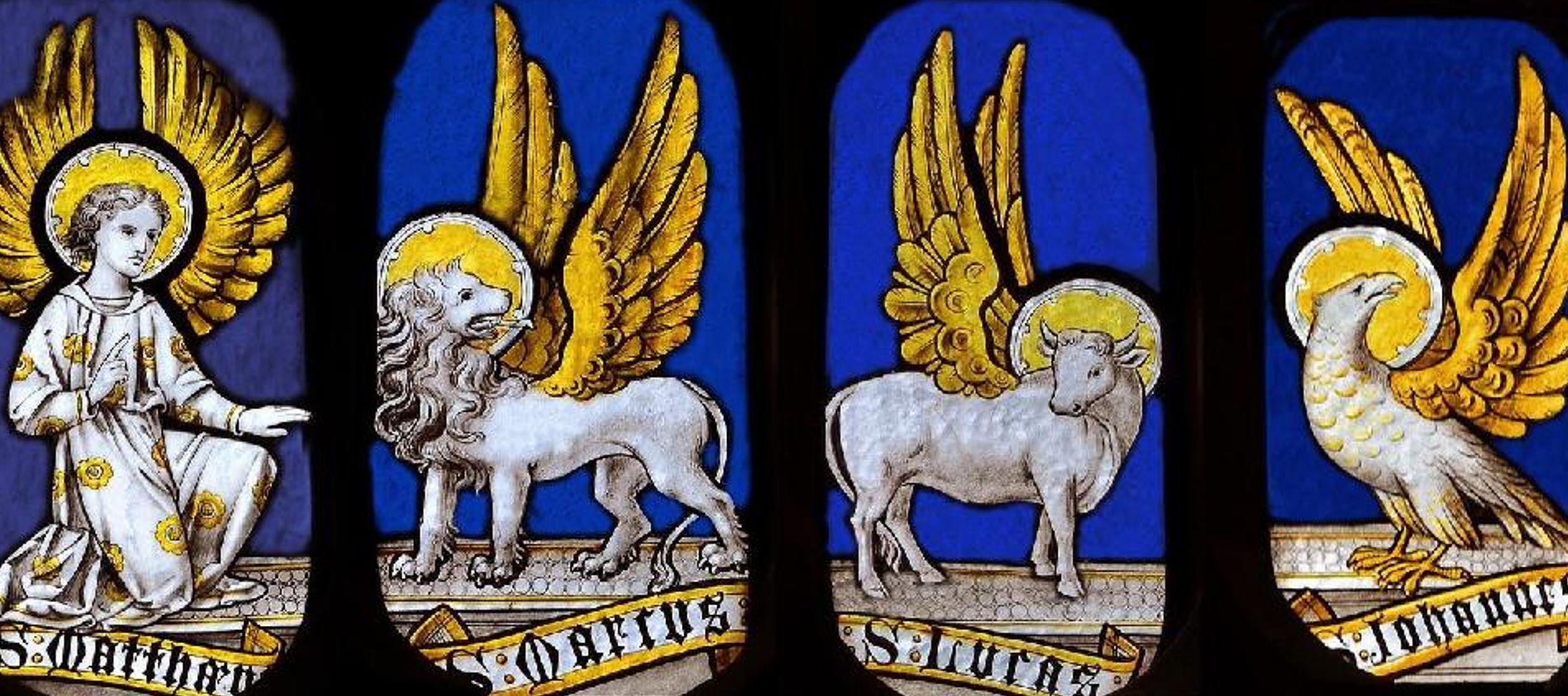 Lucas se ha simbolizado mediante un buey o un toro porque su evangelio comienza con la...