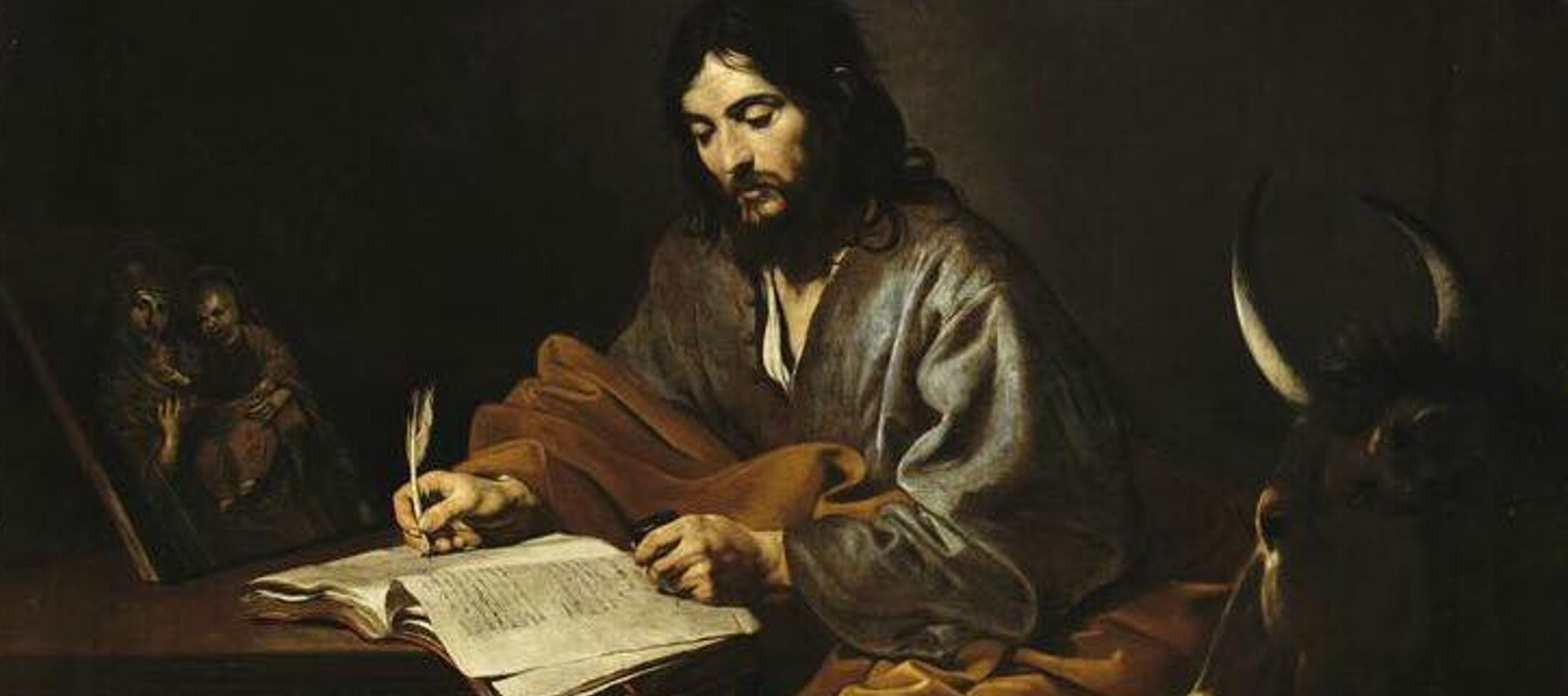 Algunos autores han creído poder demostrar que San Lucas era médico de...