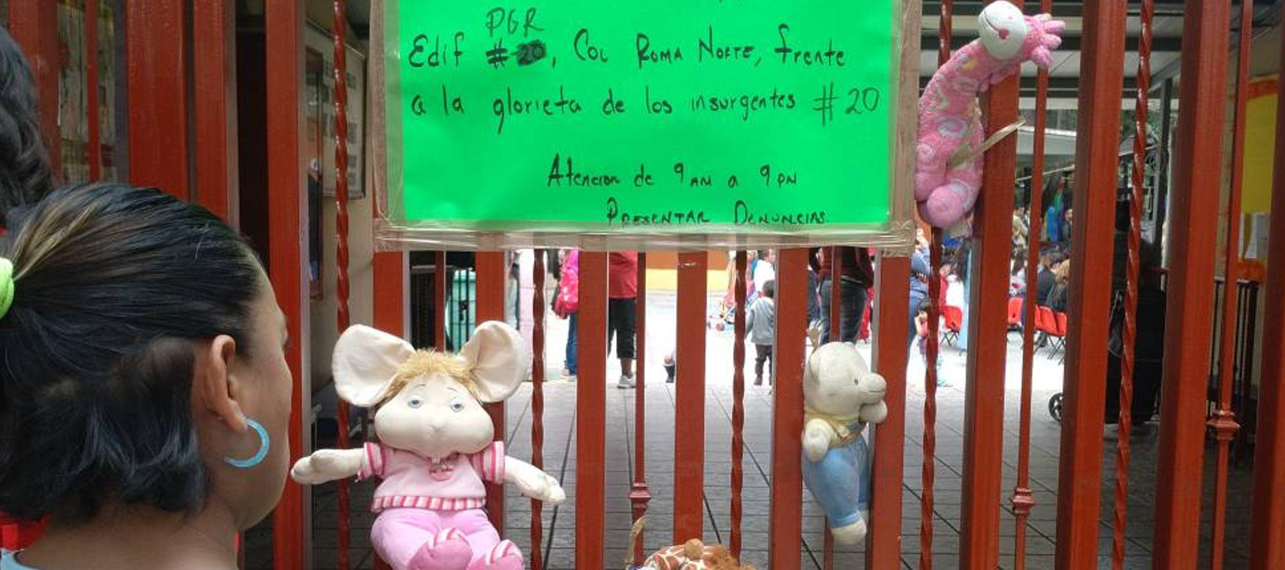 Detenido un hombre en México por el supuesto abuso a 26 niños en una guardería