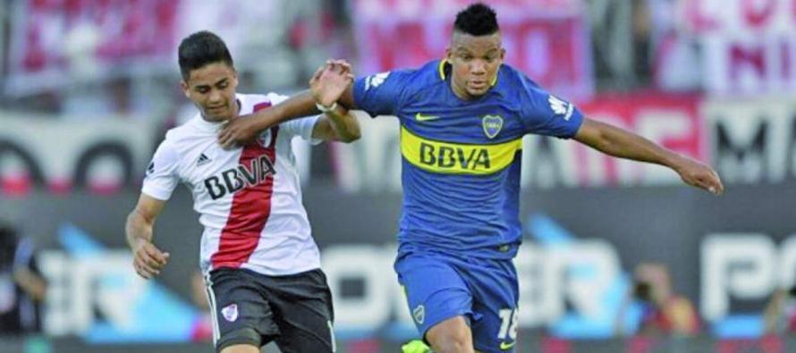 """A River Plate """"le gusta"""" jugar duelos complicados, dice Palacios antes de semifinal de Libertadores"""