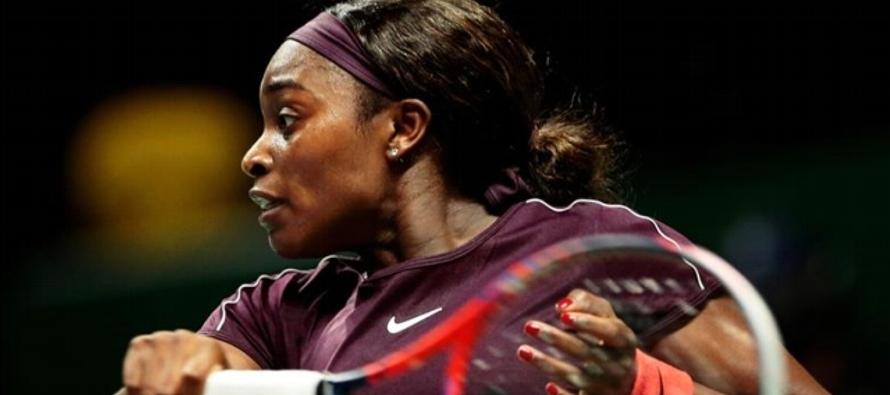 Stephens debuta en el WTA Finals con triunfo ante Osaka