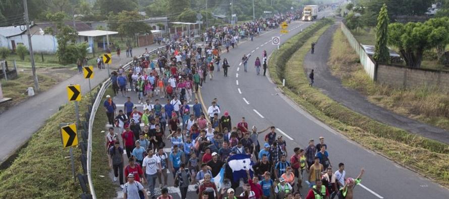 Trump anuncia reducción de ayuda a Centroamérica