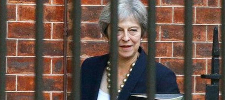 """""""La primera ministra siempre ha dicho que cree que podremos lograr un acuerdo que todos los..."""