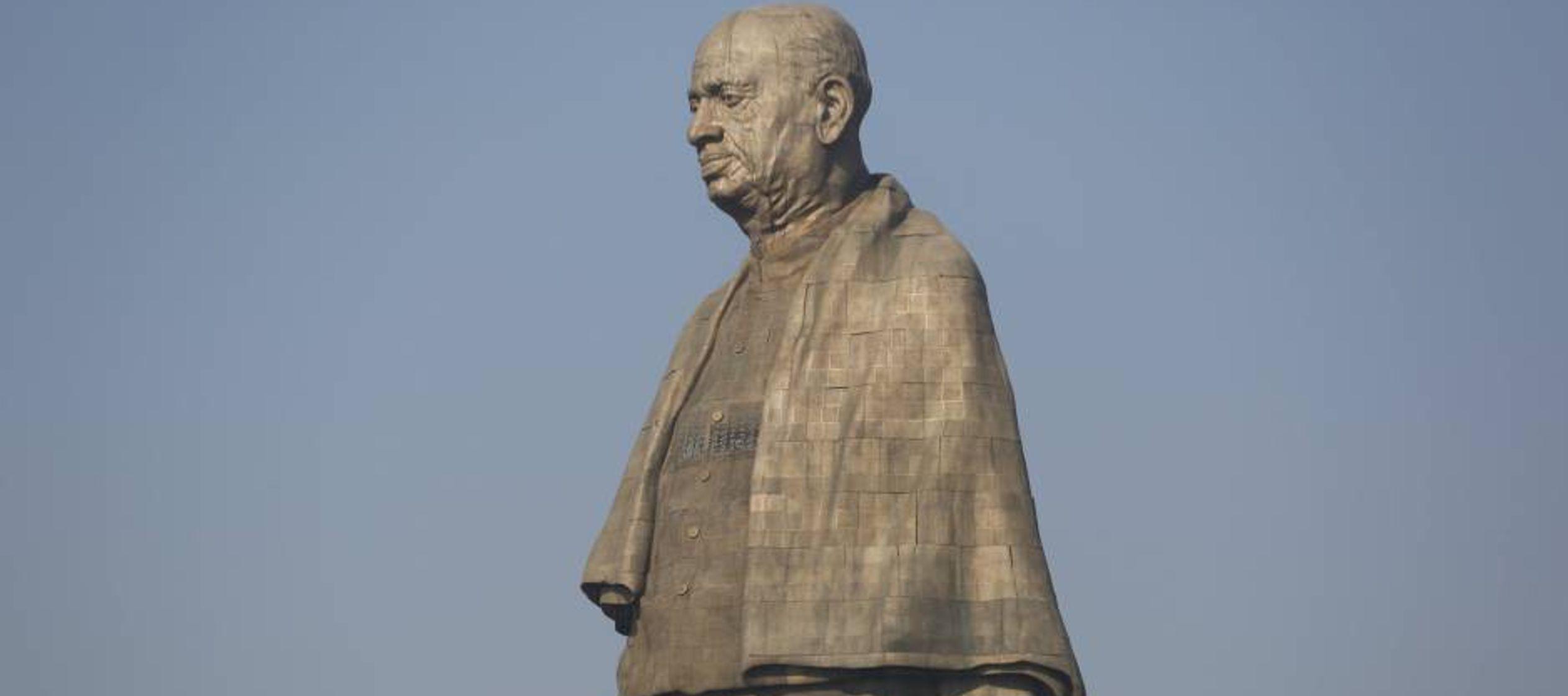 """""""Patel quería que India fuese una nación poderosa, fuerte, sensible, atenta y..."""