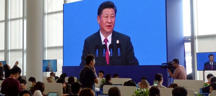 Xi también prometió acelerar la apertura de los sectores de educación,...