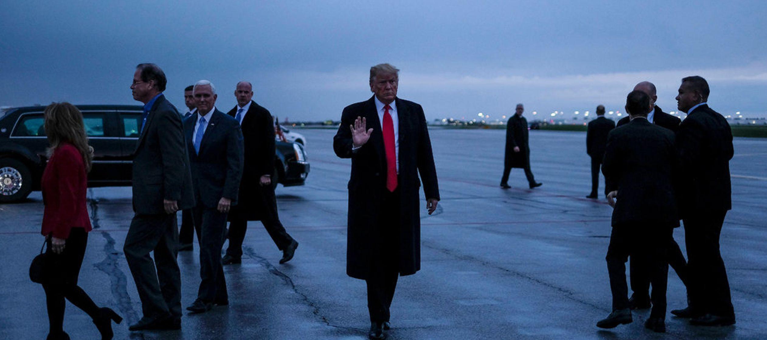 Su partido ya no tiene control de todas las palancas del poder en Washington, por lo que ya no le...