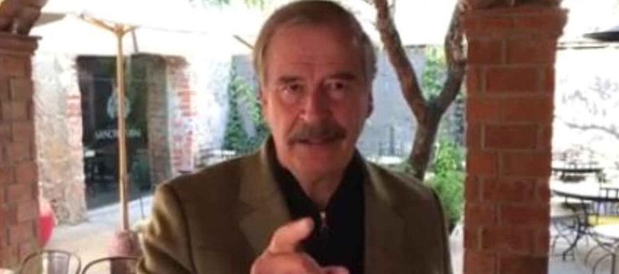 """""""Si es por el bien de México, renuncio a mi pensión"""", dijo el expresidente..."""