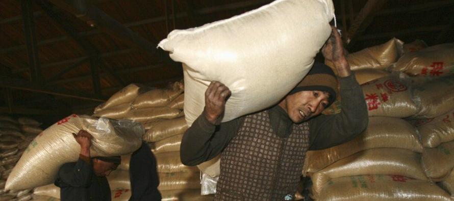 Pekín, el principal comprador de soja del mundo, importó 6,92 millones de toneladas...