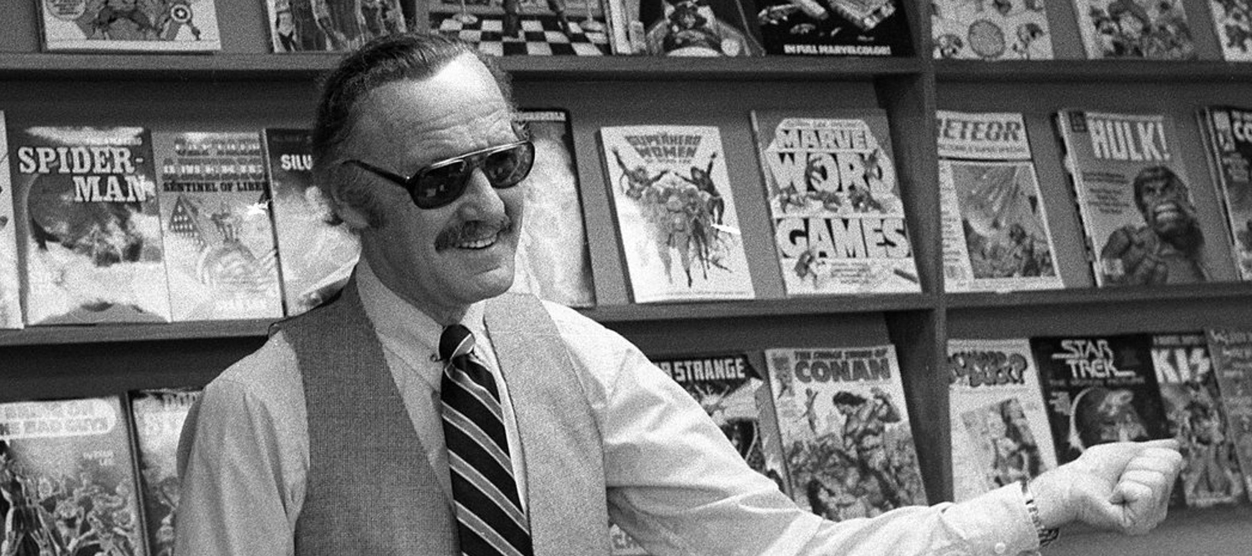 Stan Lee, el genio creativo de Marvel, muere a los 95 años
