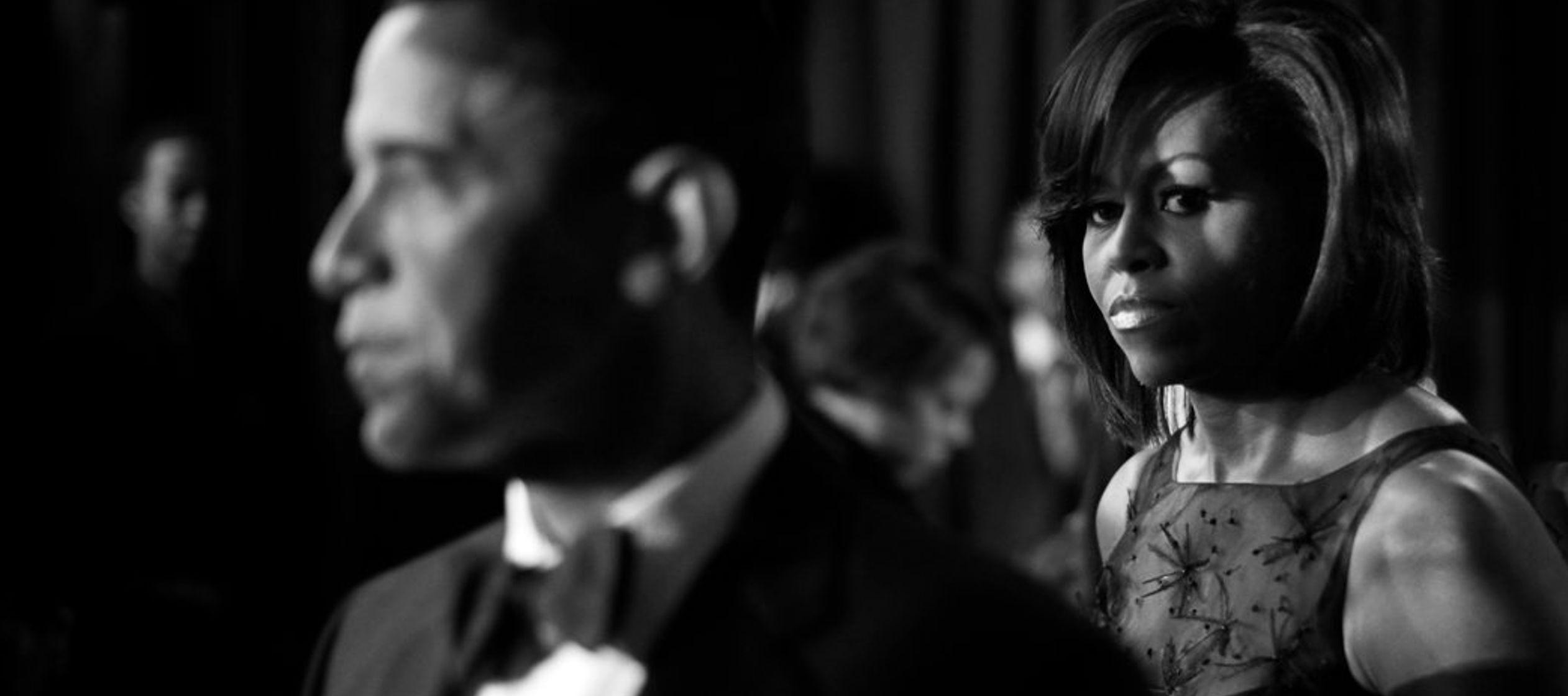 Michelle Obama repudia a Trump en su biografía