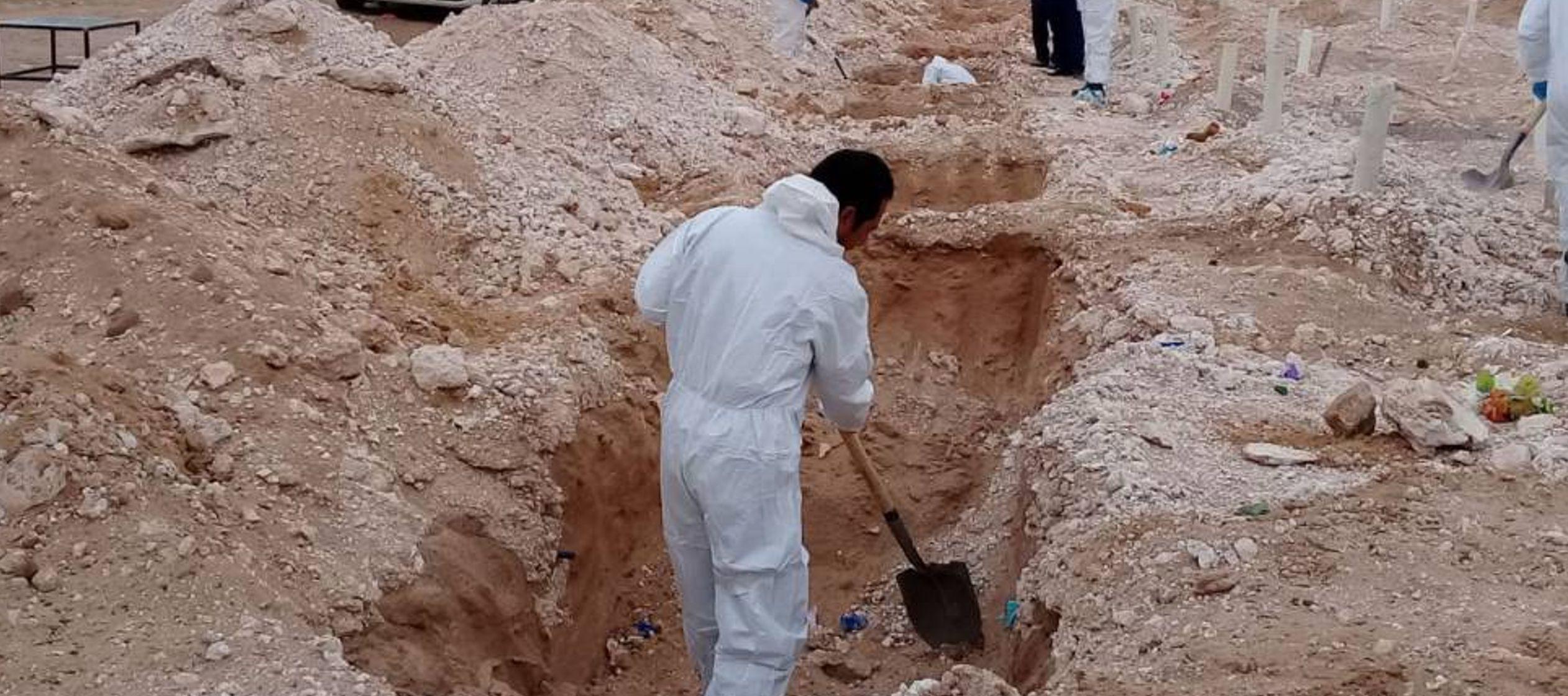 Una investigación periodística cifra el drama de las fosas en México: 1,900 en una década