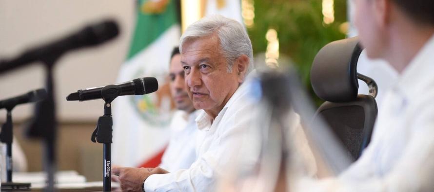 López Obrador someterá a consulta en dos semanas otros proyectos de infraestructura
