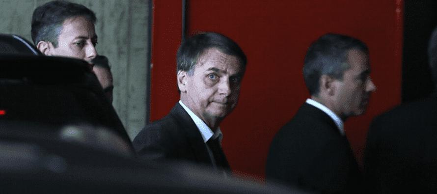 Tribunal electoral de Brasil halla irregularidades en cuentas de campaña de Bolsonaro