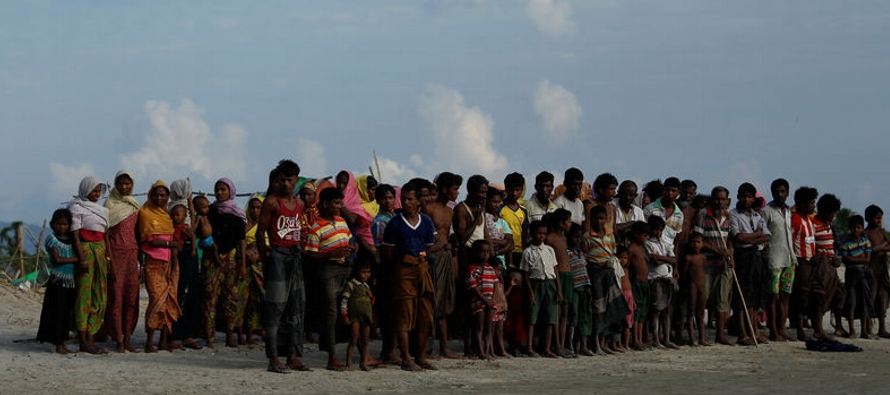 ONU no ayudará a Myanmar en campamentos para rohinyá de larga duración: documento