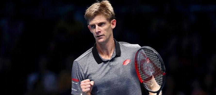 Anderson vapulea a Nishikori en el ATP Finals
