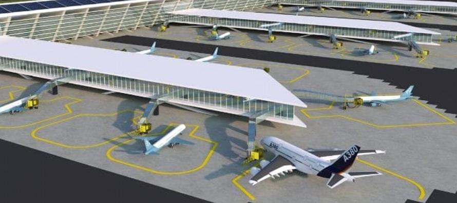 ¿Por qué? La operación simultánea de dichos aeropuertos...