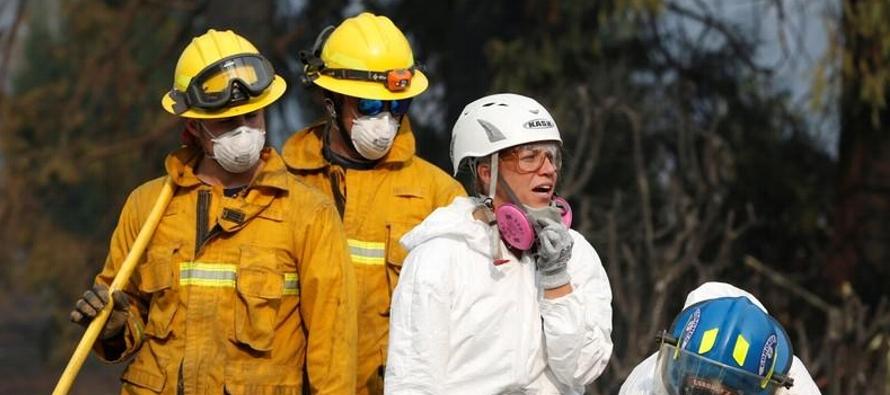 Los restos de 77 personas han sido recuperados, dijo la Oficina del Sheriff del Condado de Butte el...