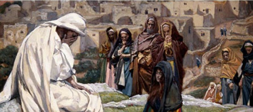 «Te estrellarán contra el suelo a ti y a tus hijos que estén dentro de ti, y no...
