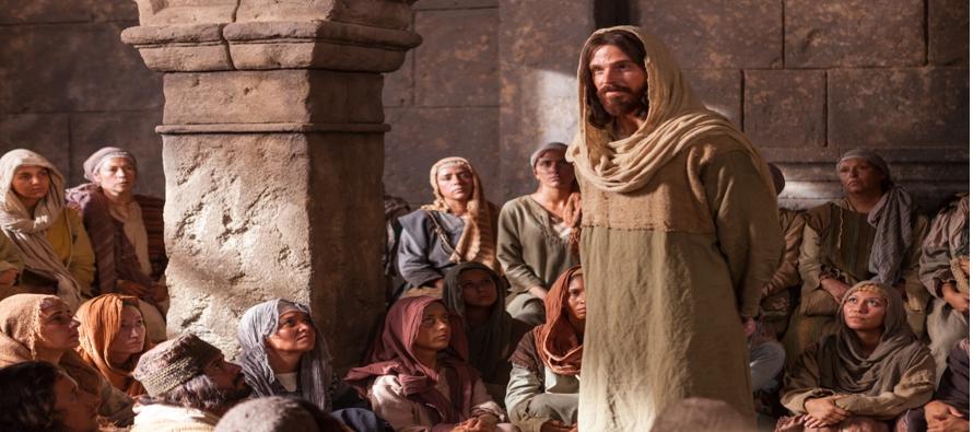 Jesús les dijo: «Los hijos de este mundo toman mujer o marido; pero los que alcancen a...